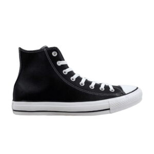 Chuck Taylor All Star Leather Hi Black