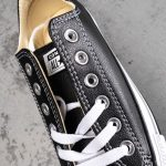 Chuck Taylor All Star Leather Ox Black-10