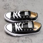 Chuck Taylor All Star Leather Ox Black-4