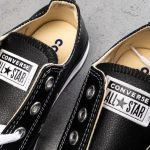 Chuck Taylor All Star Leather Ox Black-5