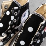 Converse Chuck Taylor All-Star 70s Hi Comme des Garcons PLAY Polka Dot Black-5