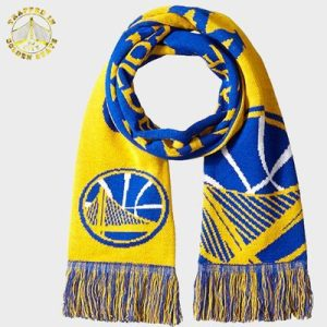 Golden State Warriors Scarf 2019