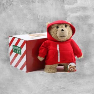 Игрушка 2019 Chanel x Ted Red Toy