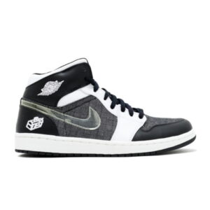 Jordan 1 Retro Fathers Day Black