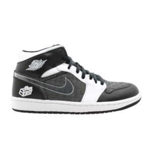Jordan 1 Retro Fathers Day Black White