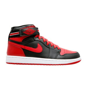 Jordan 1 Retro High Strap Bred
