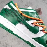 OFF-WHITE x Dunk Low Pine Green-11