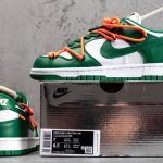 OFF-WHITE x Dunk Low Pine Green-15