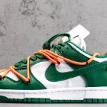 OFF-WHITE x Dunk Low Pine Green-2