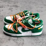 OFF-WHITE x Dunk Low Pine Green-3