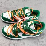 OFF-WHITE x Dunk Low Pine Green-4