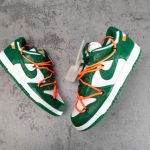 OFF-WHITE x Dunk Low Pine Green-8