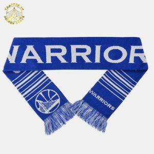 Warriors Blue Fan Scarf
