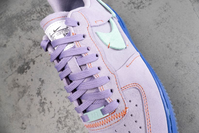 Wmns Air Force 1 Low LX Purple Agate