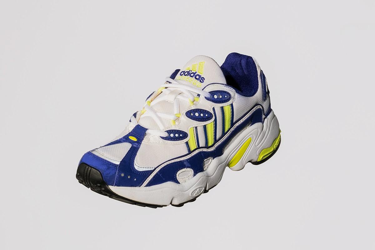 Эволюция adidas Ozweego с 1996 по 2019 г.