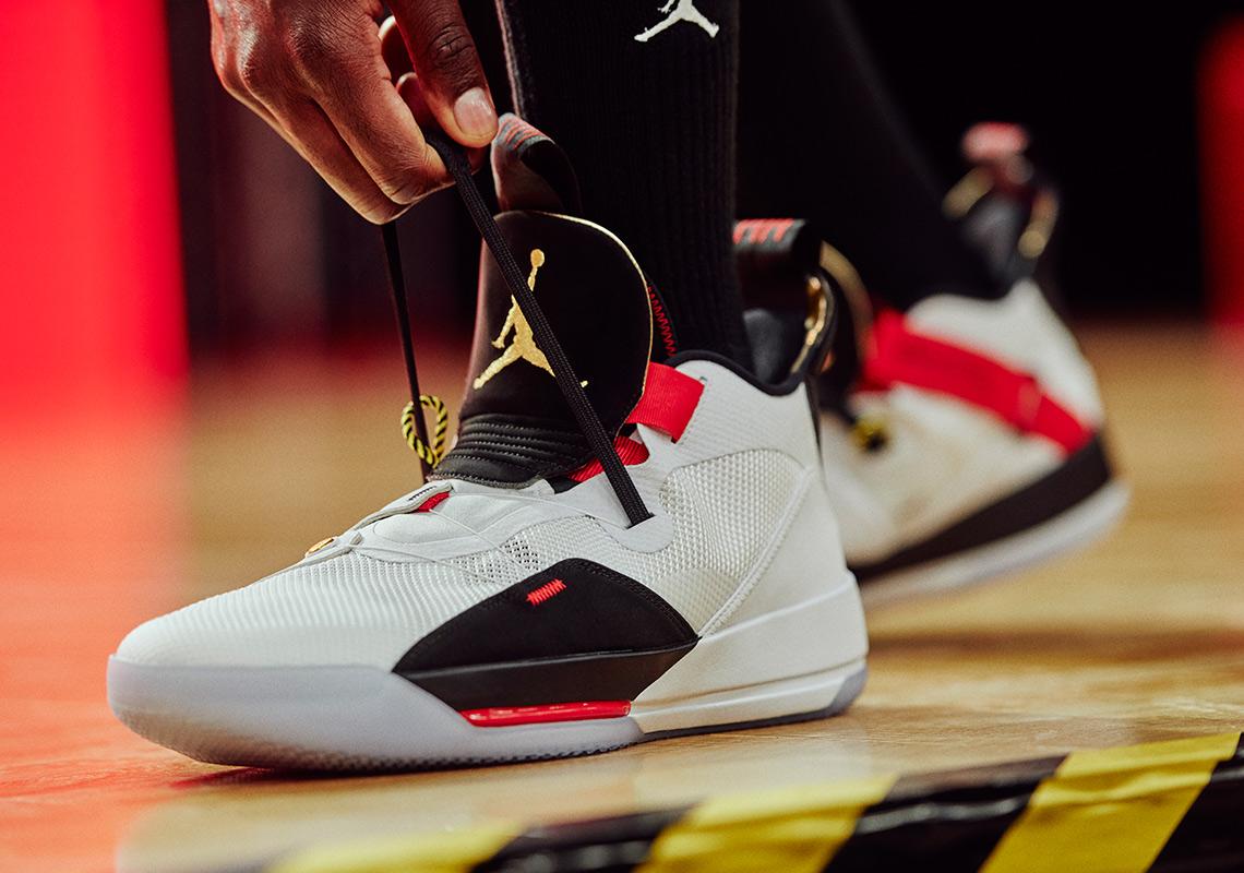 Обзор кроссовок Air Jordan 33