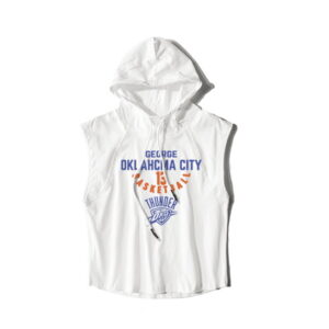 2019 Blockhead Hooded Fleece NBA OKC Thunder