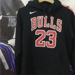 2019 Nike Chicago Bulls 23 Hoodie 3 Colors-1