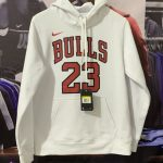 2019 Nike Chicago Bulls 23 Hoodie 3 Colors