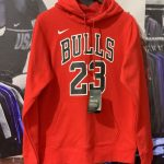 2019 Nike Chicago Bulls 23 Hoodie 3 Colors-2