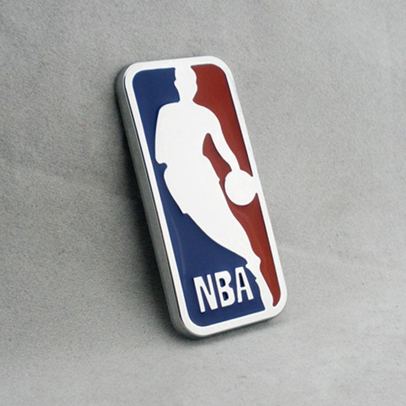3D-наклейка на автомобиль NBA