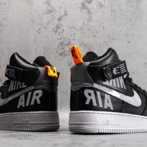 Air Force 1 High Under Construction - Black