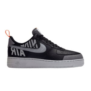 Air Force 1 Low Under Construction - Black