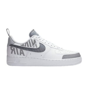 Air Force 1 Low Under Construction - White