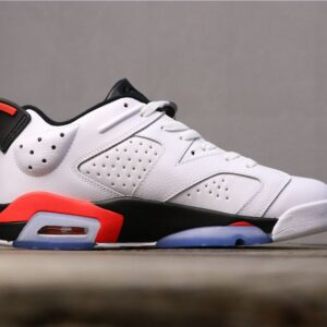 Air Jordan 6 Low Infrared