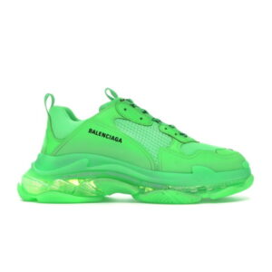 Balenciaga Triple S Trainer Neon Green