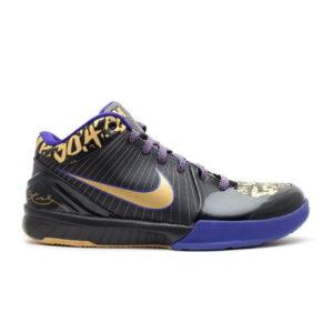 Nike Zoom Kobe 4 NBA Final MVP Away