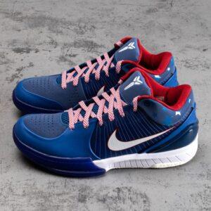 Nike Zoom Kobe 4 Philly