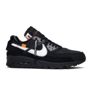 OFF-WHITE x Air Max 90 Black