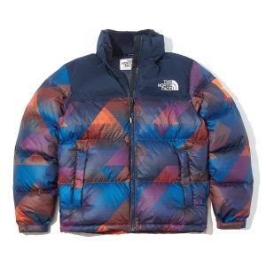 The North Face Novelty Nuptse Jacket Navy