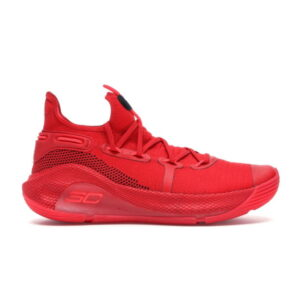 Under Armour Curry 6 Red Heart of the Town