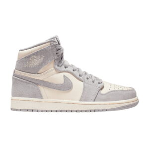 Wmns Air Jordan 1 High Premium Atmosphere Grey
