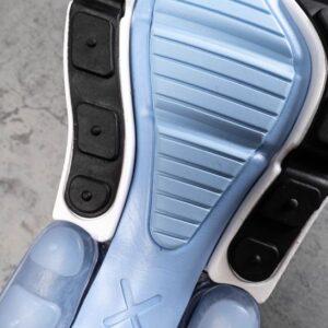 Wmns Air Max 270 Black Aluminum