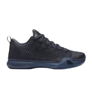 Nike Kobe 10 Elite Low Black Fade to Black