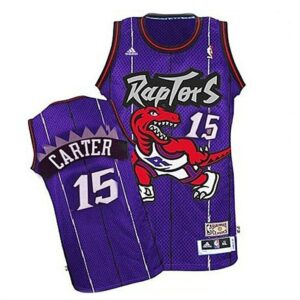 Vince Carter Youth Toronto Raptors #15 Soul Swingman Purple