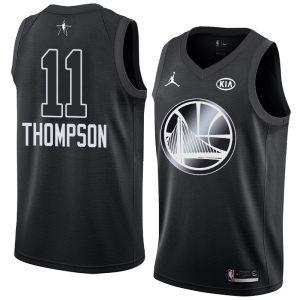 2018 All-Star Warriors Klay Thompson #11 Black Swingman Jersey
