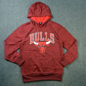 2019 Basketball NBA Chicago Bulls Hoodie