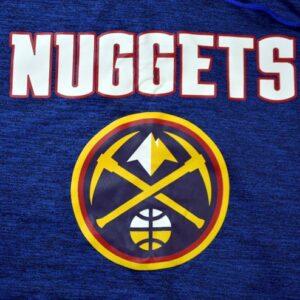 2019 Basketball NBA Denver Nuggets Hoodie