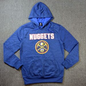 2019 Basketball NBA Denver Nuggets Hoodie