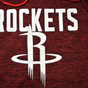 2019 Basketball NBA Houston Rockets Hoodie