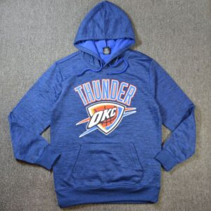 2019 Basketball NBA Oklahoma City Thunder Hoodie