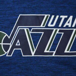 2019 Basketball NBA Utah Jazz Hoodie