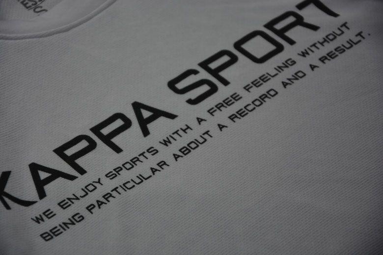 Лонгслив спортивный KAPPA SPORT 3M