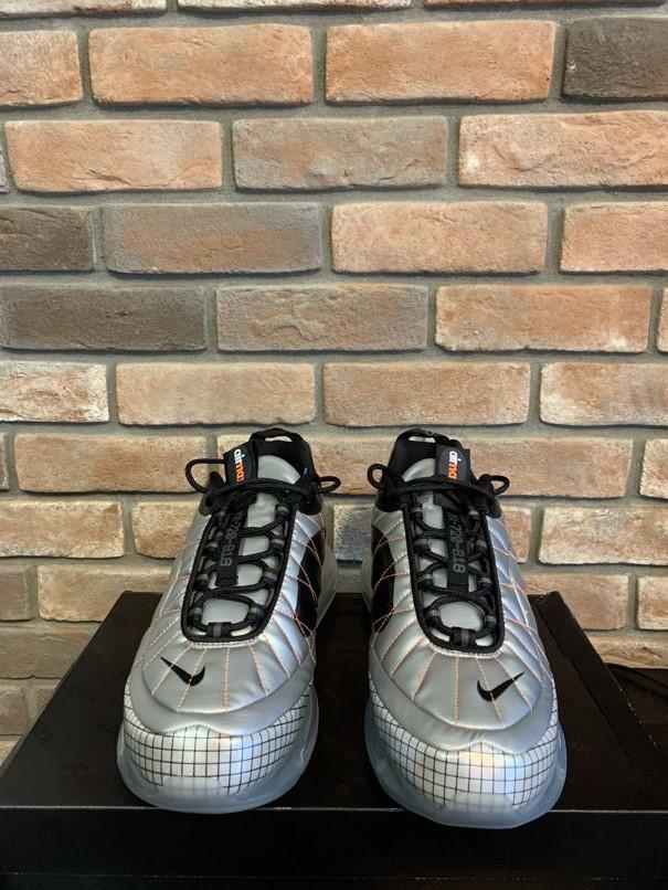 Nike Air Max 720-818 Metallic Silver