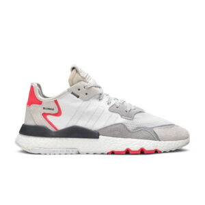 Adidas Nite Jogger White Shock Red