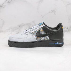 Air Force 1 Low LV8 GS Graffiti Graphics 1